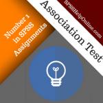 Association Test