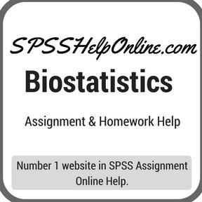 Biostatistics Assignment Help