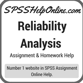 Reliability Analysis Assignment Help