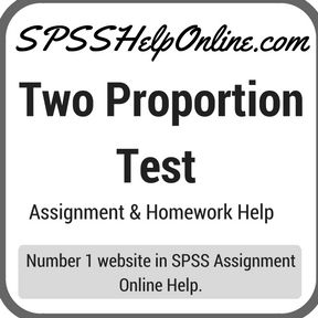 Two Proportion Test Assignment Help